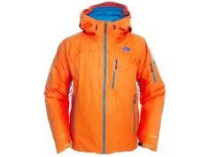 The North Face stellt mit der Makahawk Down Jacket eine Daunenjacke vor, die auch noch eine WINDSTOPPER-Membrane hat. Ein Kombination, die auch bei kaltem Wetter ein guter Partner  ist.