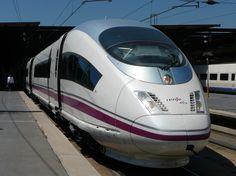 Chunnel Train, London to Paris