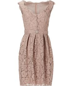 I think I might try to make this... I dunno :) NOTE: I'm pinning all these lace dresses because I bought one at a thrift shop and I'm going to try to refashion it into a cuter dress!! So I'm gathering inspiration ;) haha