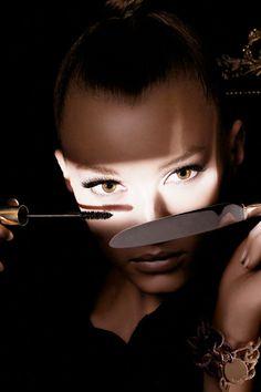 Subdued + Luminous  Makeup   Yves Saint Laurent Ad Campaign