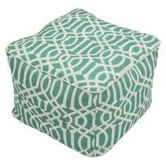 Target | Threshold™ Outdoor Fabric Pouf