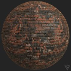 ArtStation - Brick Texture , Van Franklin