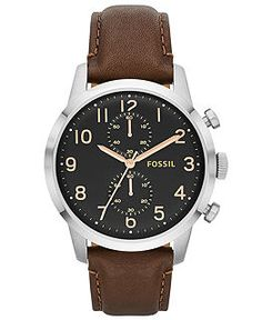 Fossil Men's Watches - Macy's