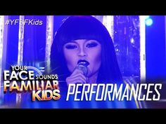 Your Face Sounds Familiar Kids: AC Bonifacio as Jessie J - Domino Jessie J Domino, Philippines Culture, Ellen Degeneres Show, Pinoy, Ariana Grande, Competition, Acting, Instagram News, Tv Shows