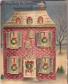 Poetry & Popular Culture: Getting Ready for Christmas: An Advent Calendar from Hallmark