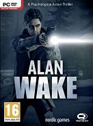 Alan Wake - When the wife of the best-selling writer Alan Wake disappears on their vacation, his search turns up pages from a thriller he doesn't even remember writing. Follow Link - http://www.pcgamesupply.com/buy/Alan-Wake-EU/