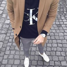 Classy relaxed.