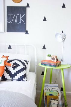 Jack's Modern Adventurous Abode Kids Room Tour | Apartment Therapy