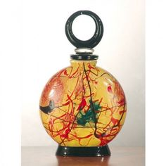 Dale Tiffany Illuminations Decorative Perfume Bottle - PG60115