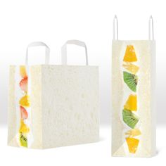 Fruit sandwich paper bag | Japan