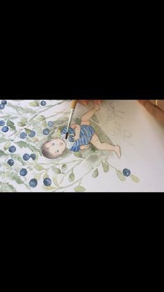 Watercolor and color pencils process video of toddler. Watercolor tutorial of boy. Time lapse watercolor cute boy. Work in process. Watercolor Flowers, Watercolor Paintings, Work In Process, Watercolour Tutorials, Watercolor Illustration, Cute Boys, Colored Pencils, Autumn, River