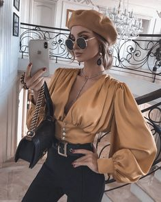 Classy Outfits, Stylish Outfits, Mode Ootd, Elegantes Outfit, Mode Chic, Looks Chic, Mode Outfits, All About Fashion, Look Fashion