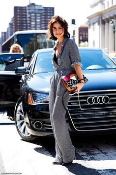 The Best of Miroslava Duma Fashion Week Outfits Ny Fashion Week, I Love Fashion, New York Fashion, Womens Fashion, Collage Vintage, Miroslava Duma, New Yorker Mode, Looks Street Style, Looks Black