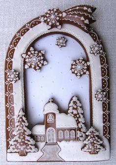 krajinka/à transposer en porcelaine froide ou bois+ dentelles&broderies anciennes de récup+peinture à cerner/DB