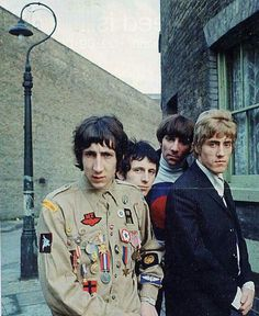 The Who   iconic photo