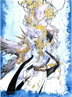 Trinity Blood_Cain Nightroad #anime #trinityblood