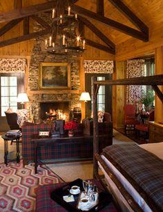 Luxury Cottages | Blackberry Farm | Hill Cottages