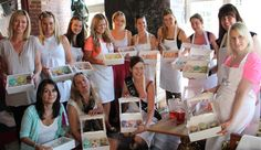 Hen party - cupcake decorating class