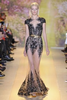 Zuhair Murad Spring/Summer 2014 Couture Line - Fashion Diva Design on imgfave
