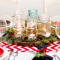 Christmas Wedding Centerpieces Design Ideas, Pictures, Remodel, and Decor