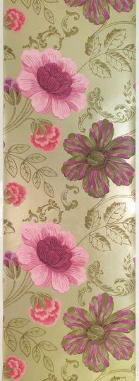 Designers Guild Amalienborg peony wallpaper