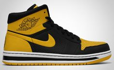 Jordan Alpha 1's..Black and Yellow, Black and Yellow!!