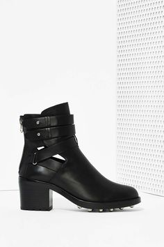 Dolce Vita Kleat Leather Boot