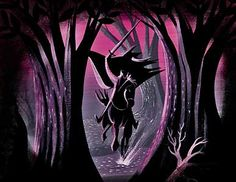 """""""Meet The Headless Horseman!!!"""" Another great piece of art by Mary Blaire"""