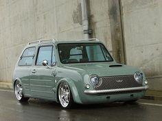 Nissan PAO by dez, via Flickr