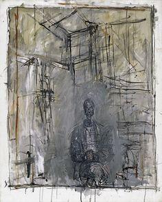 Collection Online   Alberto Giacometti. Diego. 1953 - Guggenheim Museum