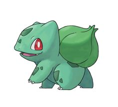 Bulbasaur - has always been one of my favorites!