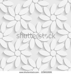Pattern Flower Geometric Fotos, imagens e fotografias Stock | Shutterstock