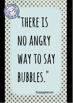 Mazda Rustenburg Quote of the Day, Bubbles