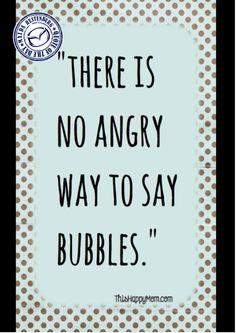 Mazda Rustenburg Quote of the Day, Bubbles