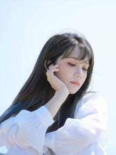 Korean Photography, Photography Women, Lifestyle Photography, Portrait Photography, South Korean Girls, Korean Girl Groups, Eunji Apink, Son Na Eun, Pink Panda