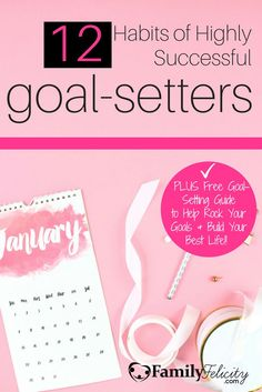 Goal setting is vital to building the life you really want to live, but can be challenging for busy moms. Click image to learn the 12 habits of highly successful goal setters and get your FREE Slay Your Year Goal Setting email course. Daily Goals, Career Goals, Business Goals, Life Goals, Goal Setting Template, Goal Setting Worksheet, Goal Planning, Life Plan, Personal Goals