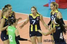 Khimik Yuzhny 1-3 Fenerbahçe (voleybol)