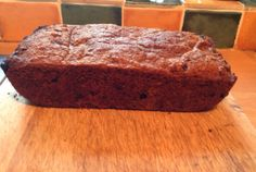 Wholemeal apple spice cake