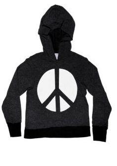 WildFox Kids Couture hoodie - PEACE Tween Girls, Wildfox, Hoodies, Sweatshirts, Looks Great, Peace, Couture, Sweaters, Kids