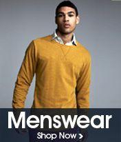 Menswear    www.boohoo.com