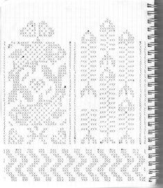 Liudvikos skrynia: Pirštinių raštai