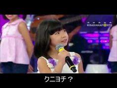 8歳の子供のすごい歌唱力! - YouTube