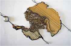 Shiri Avda- jewellery from old books