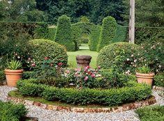 Jardin de Guy Cattaux - Nord de la France