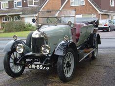 1925 Morris Cowley Bullnose
