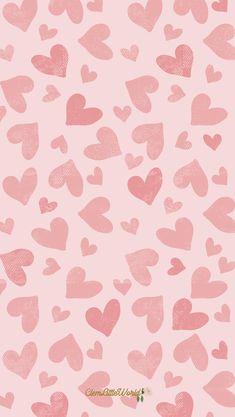 Valentines Wallpaper Iphone, Phone Wallpaper Boho, Iphone Background Wallpaper, Aesthetic Iphone Wallpaper, Phone Backgrounds, Aesthetic Wallpapers, Minimal Wallpaper, Soft Wallpaper, Heart Wallpaper