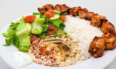 Groupon - Mediterranean Food for Dine-In or Carryout at The Hummus Factory (40% Off) in Howard Hughes Center . Groupon deal price: $12