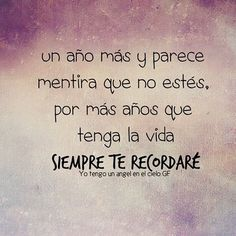 Love you forever. Mom I Miss You, Love You, The Words, Sad Quotes, Love Quotes, Daddy In Heaven, Condolences, In Loving Memory, Spanish Quotes