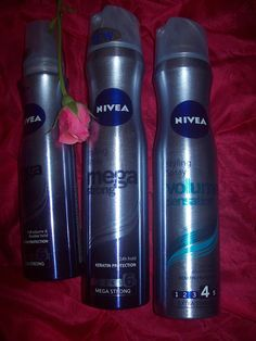 Guest Post: Nivea Styling Spray & Styling Mousse Review ~ Beauty by Sunshine