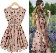 Explore our range of Bohemian summer dresses! Discover our latest sale pieces and shop style must-haves and beautiful women's fashion at affordable prices. Bohemian Summer Dresses, Summer Dresses 2017, Spring Dresses Casual, Dress Casual, Petite Fashion, Cute Fashion, Girl Fashion, Fashion Dresses, Fashion Design